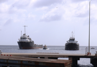 Third Cargo ship for Don Andres