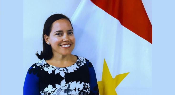 Melinda Hassel is Saba's New Tourism Director