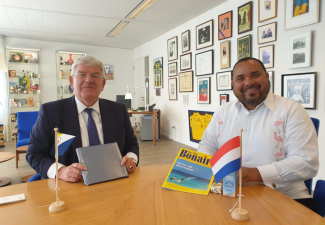 Governor Rijna Satisfied about Cooperation with Dutch Municipalities