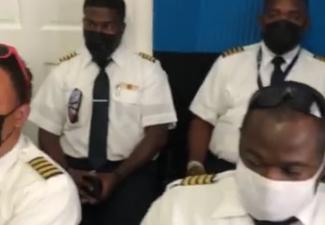 Tension among Winair Pilots about Prolonged Salary Cuts