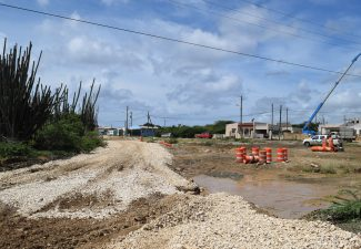 Bonaire Government retracts earlier statement about cause for delay in Road Maintenance Program