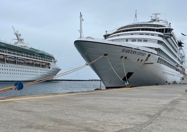 Six More Cruise Ship Calls for July at Port St. Maarten