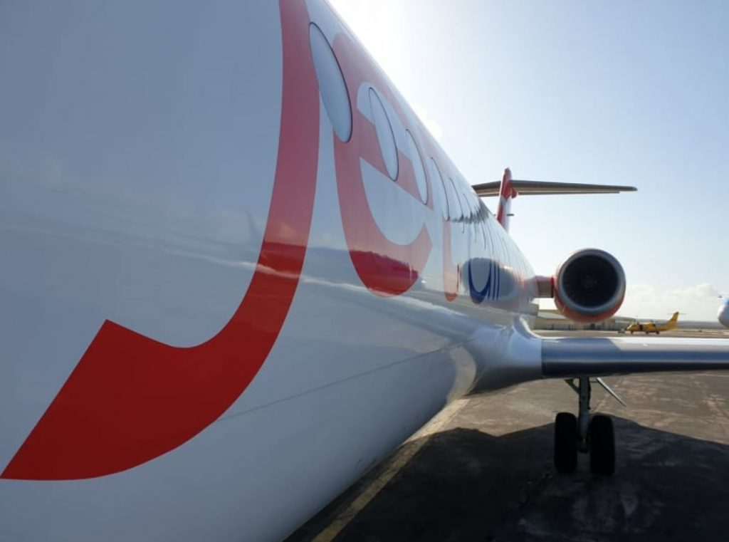 JetAir Canceled its Flight to Haiti due to State of Emergency