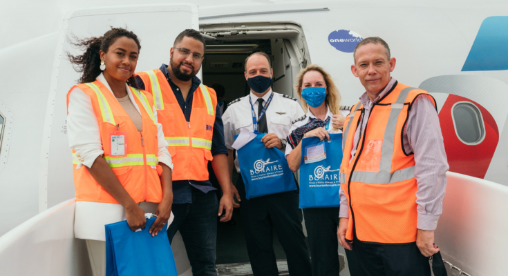 American Airlines with more seats to Bonaire