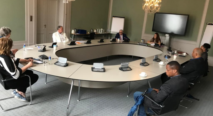 Saba's Island Council Happy with Productive Meetings in The Netherlands