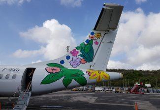 Air Antilles resumes ATR flights