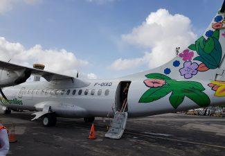 Suspension of Air Antilles permit cause Winair Cancellations