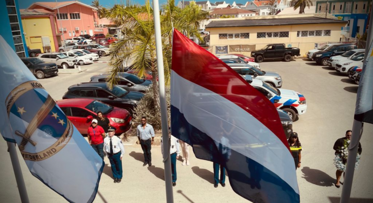 Slain Police Officer Ferry Bakx remembered