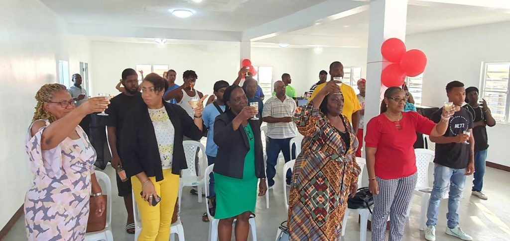 Statia launches vocational training program for youngsters