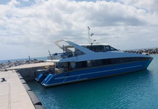 Makana Ferry will connect Saba & Statia to St. Maarten and St. Kitts