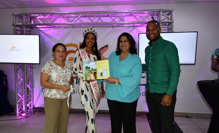 Tourism Corporation Bonaire launches its 3rd Tourism Book