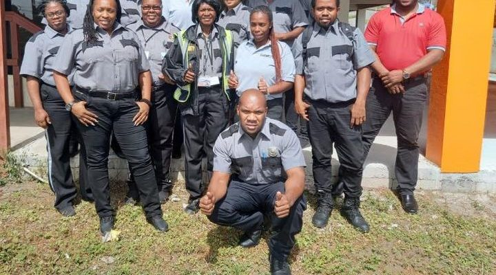 Airport Security Meeting Concluded in St. Eustatius