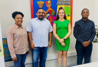 Saba's Island Council visits Bonaire