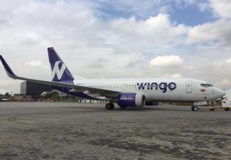 Low Cost Carrier Wingo restarts flights to Curaçao
