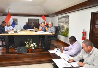 Saba Island Council Adopts Motion calling on establishment of Social Minimum