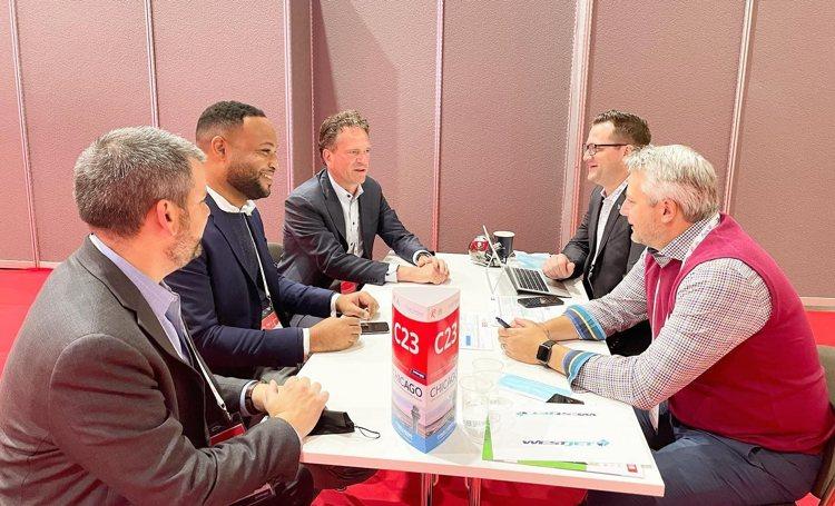 Bonaire participates in 2021 Routes World Conference
