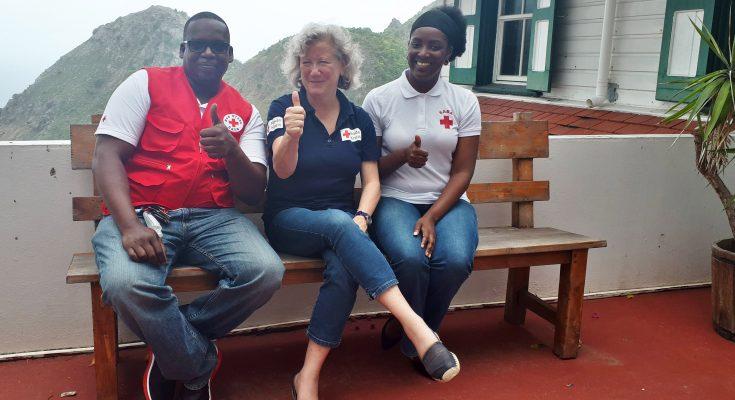 Open house Red Cross Saba