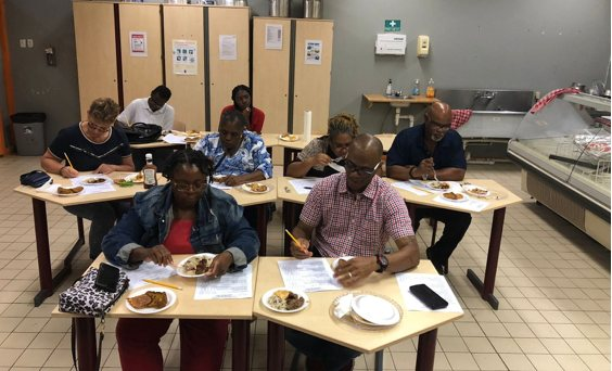 Cooking Classes held on St. Eustatius
