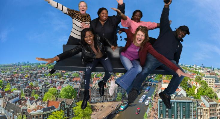 Statia's Childcare Directors visit the Netherlands