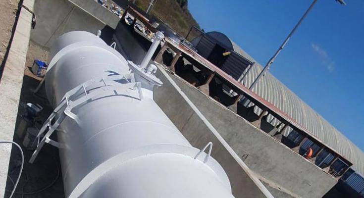 New Developments in Statia Waste management