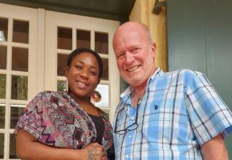 Sneek and Fleming start local CDA branch on St. Eustatius